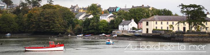 Bannière Irlande-Mer