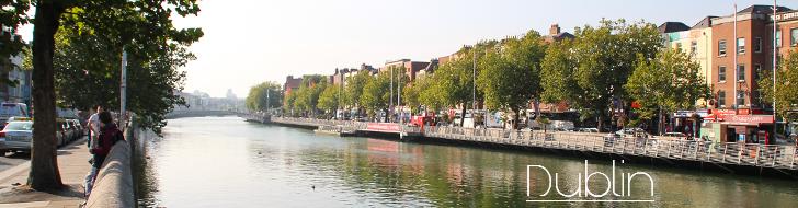 Bannière Dublin