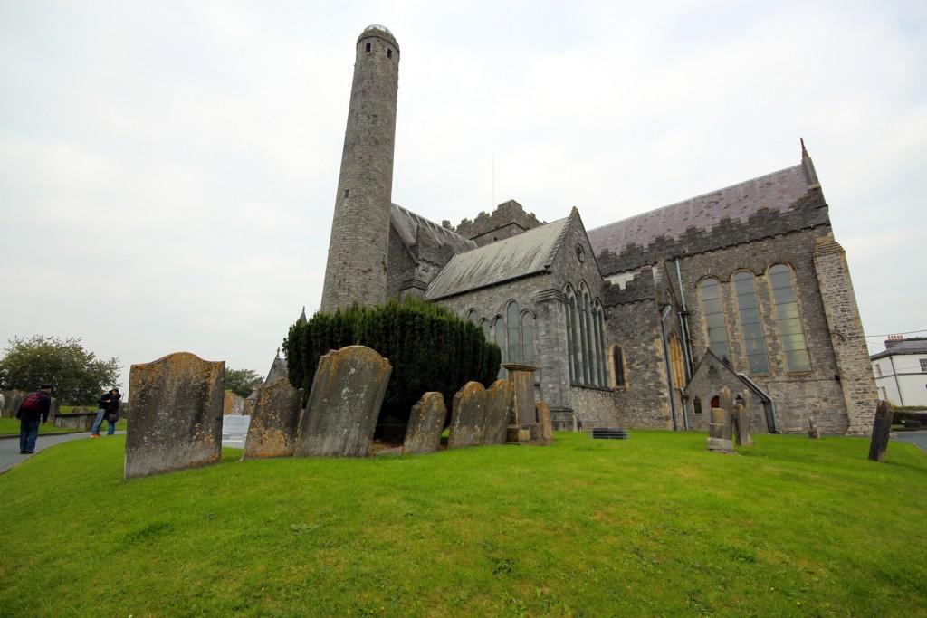 Kilkenny-Irlande medievale