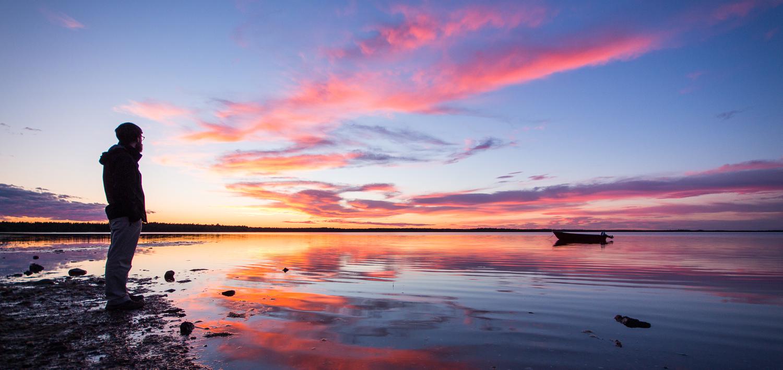 Canada-Sunset